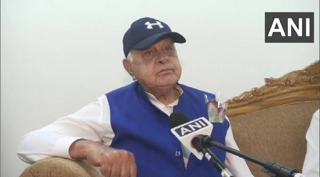 FAROOQ ABDDULLAH SAID ON Taliban and India Ties