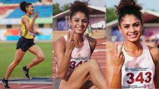 Harmilan Bains Love hate and Olympic dreams Track Queen Asian Record Holder