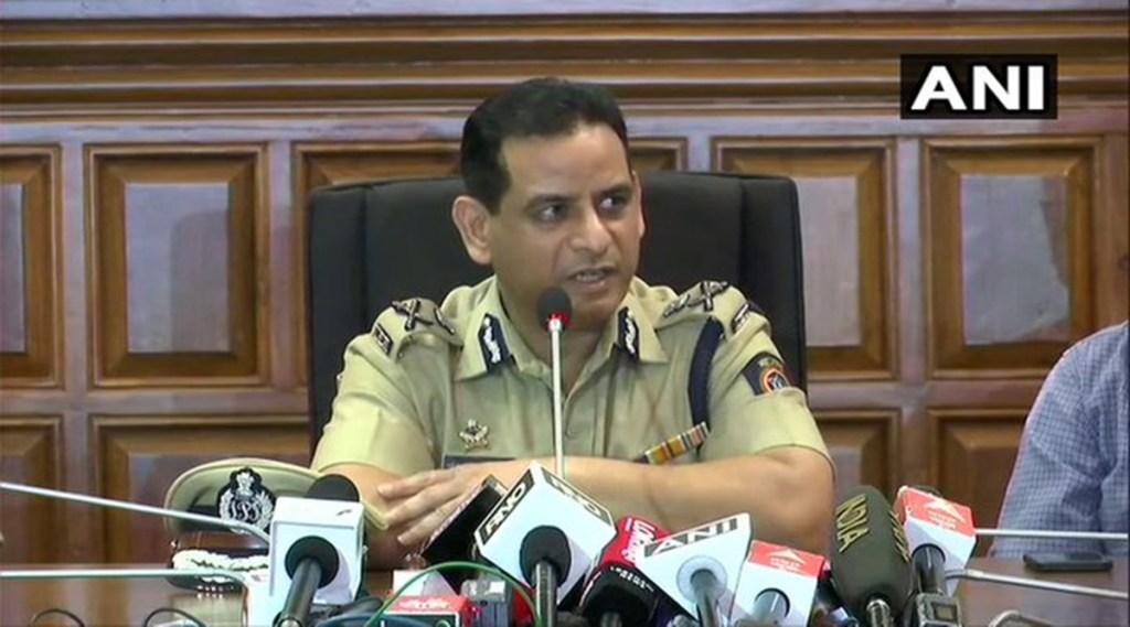 Mumbai, Maharashtra, Police Commissioner