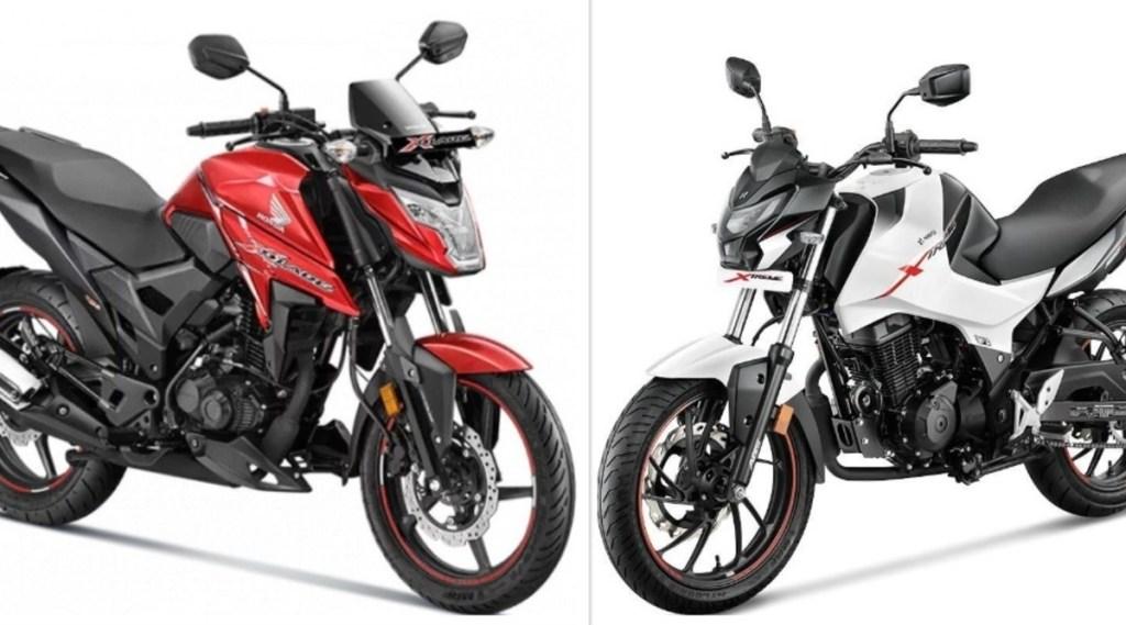 Hero Xtreme 160R vs Honda XBlade
