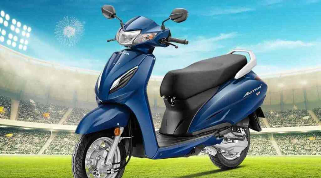 Honda Activa 6G with down payment