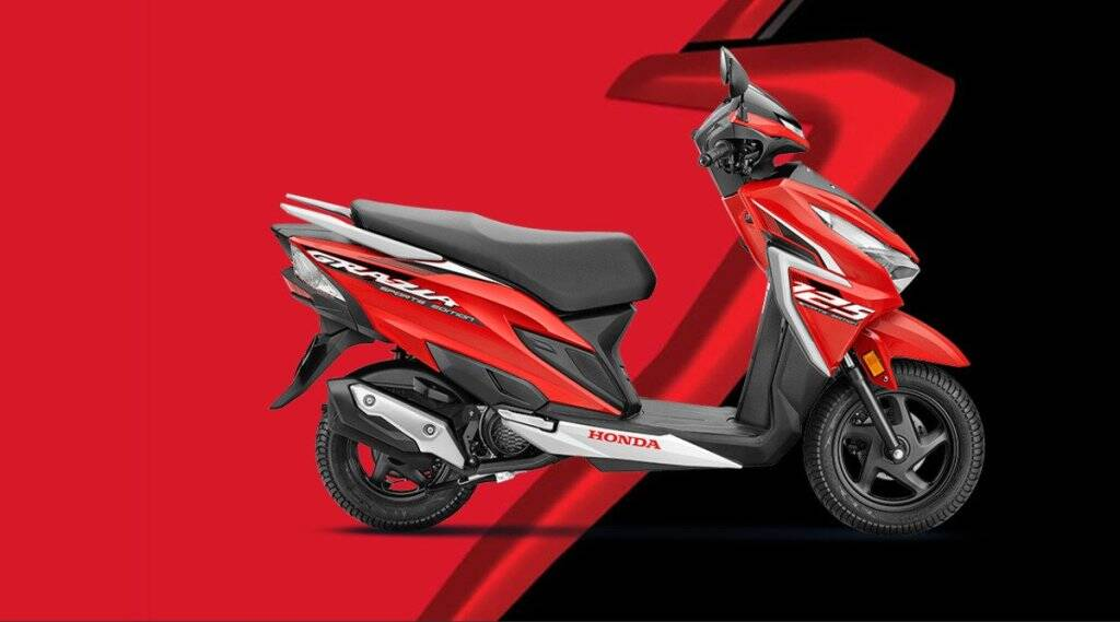 Honda Grazia Sports Edition with Down Payment