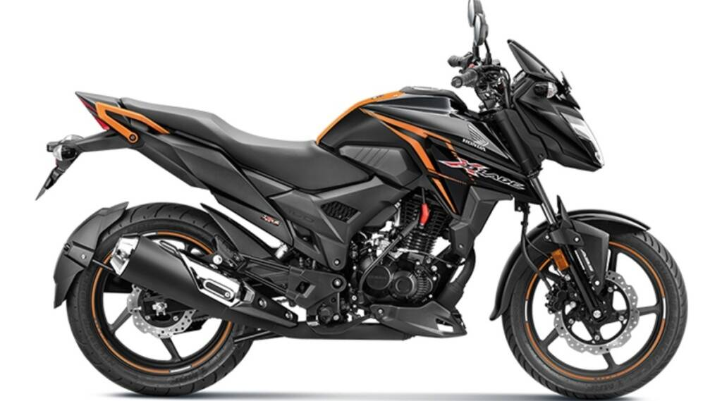 Honda X Blade with down payment