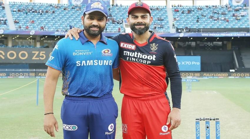 ICC T20 World Cup Rohit Sharma Mumbai Indians Virat Kohli Royal Challengers Bangalore