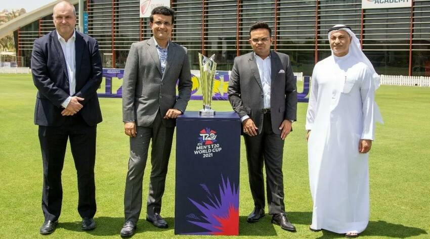 ICC T20 World CupTicket Booking Ticket Rates BCCI ECB