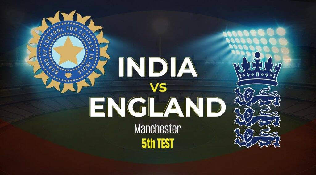 How to watch India and England 5th Test online