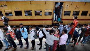 Indian Rail, IRCTC, New Delhi, Lucknow