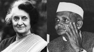 Indira Gandhi, Lal Bahadur Shashtri