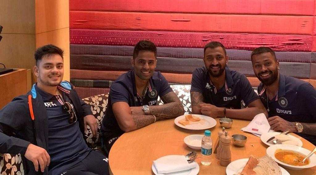 Ishan Kishan Hardik Pandya Instagram Mumbai Indians IPL 2021
