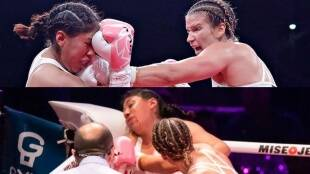 Jeanette Zacarias Zapata Marie Pier Houle Boxing Montreal Canada Died