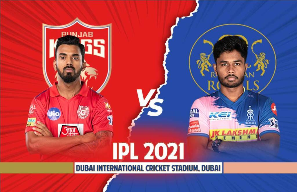 IPL 2021 RR Prediction Playing vs PBKS Prediction Playing 11