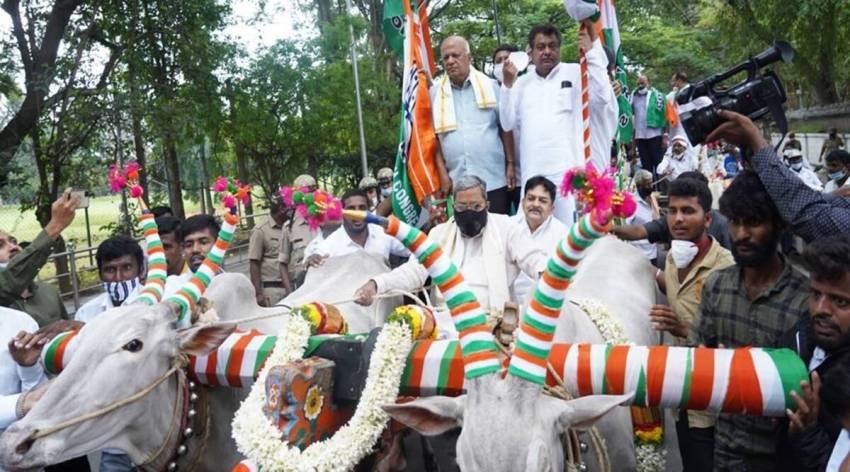 Karnataka bullock cart