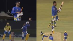 ipl-2021-ms-dhoni-hits-boundaries-in-practice-match-before-match-against-mumbai-indians-csk-shares-video-mi-vs-csk