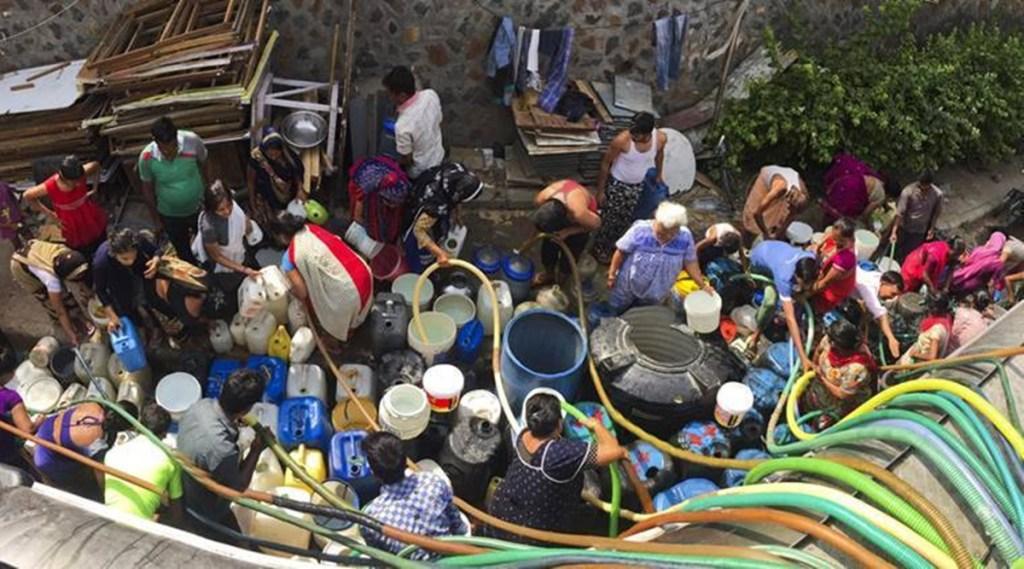 Maharashtra Water Crisis
