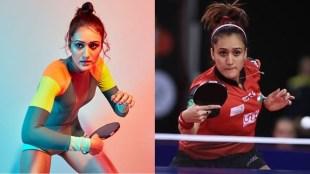 Manika Batra TTFI Tokyo Olympics Table Tennis Soumyadeep Roy1