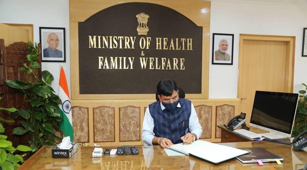 Mansukh Mandaviya news, delhi news, delhi confidential, union health minister, Kumar Radadiya, Digivijaya Singh, india news,Union Health Minister Mansukh Mandaviya, Delhi CGHS, Health Minister reached Delhi CGHS for treatment, Union Health Minister, केंद्रीय स्वास्थ्य मंत्री मनसुख मंडाविया, दिल्ली सीजीएचएस, स्वास्थ्य मंत्री इलाज के लिए दिल्ली सीजीएचएस पहुंचे, केंद्रीय स्वास्थ्य मंत्री, jansatta
