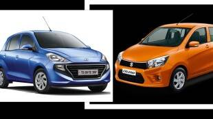 Maruti Celerio vs Hyundai Santro