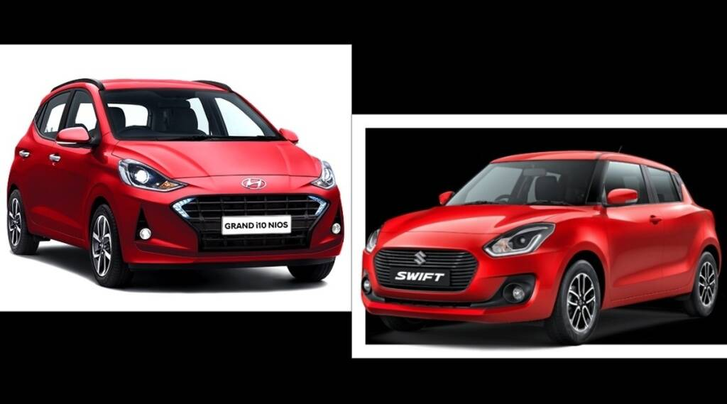 Maruti Swift vs Hyundai Grand i10 Nios
