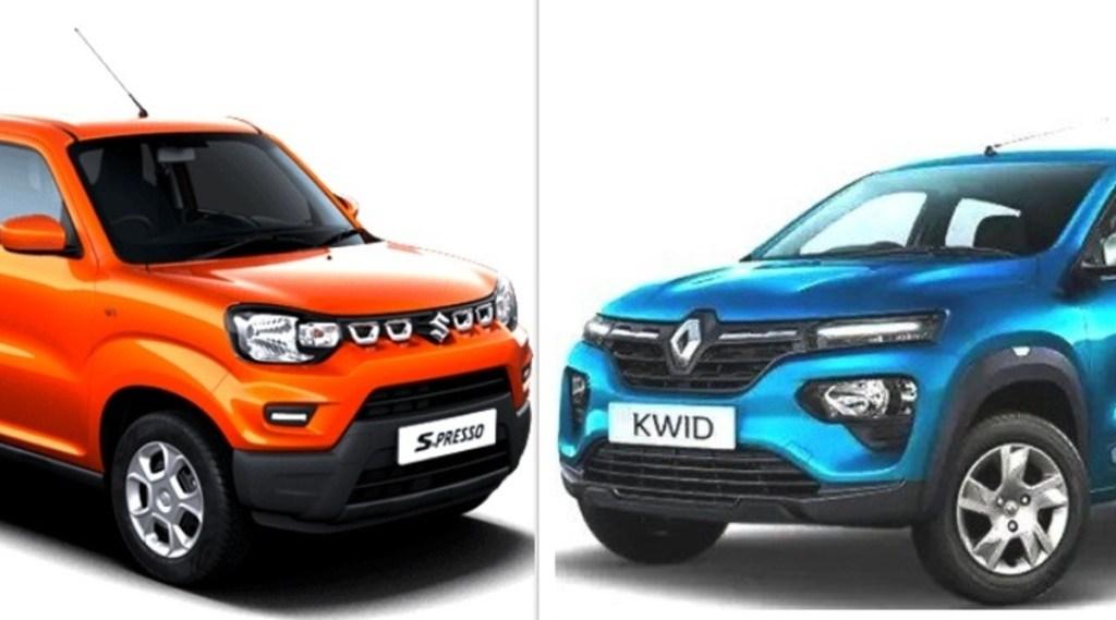 Maruti S Presso vs Renault Kwid