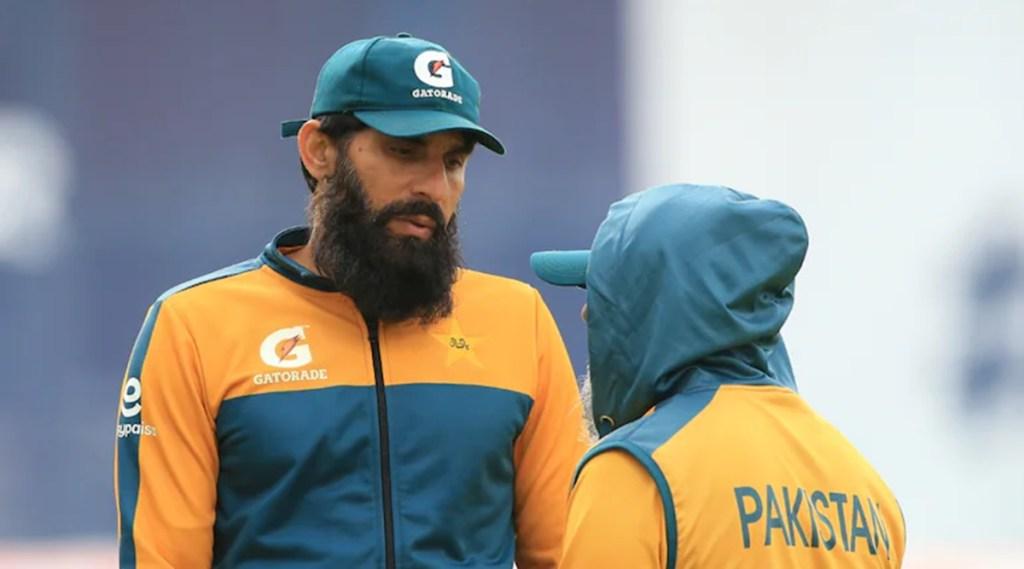 Pakistan T20 World Cup squad head coach Misbah-Ul-Haq bowling coach Waqar Younis resign