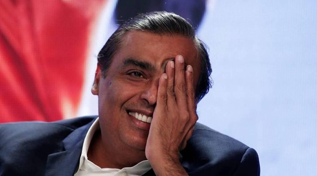 Mukesh Ambani, RIL