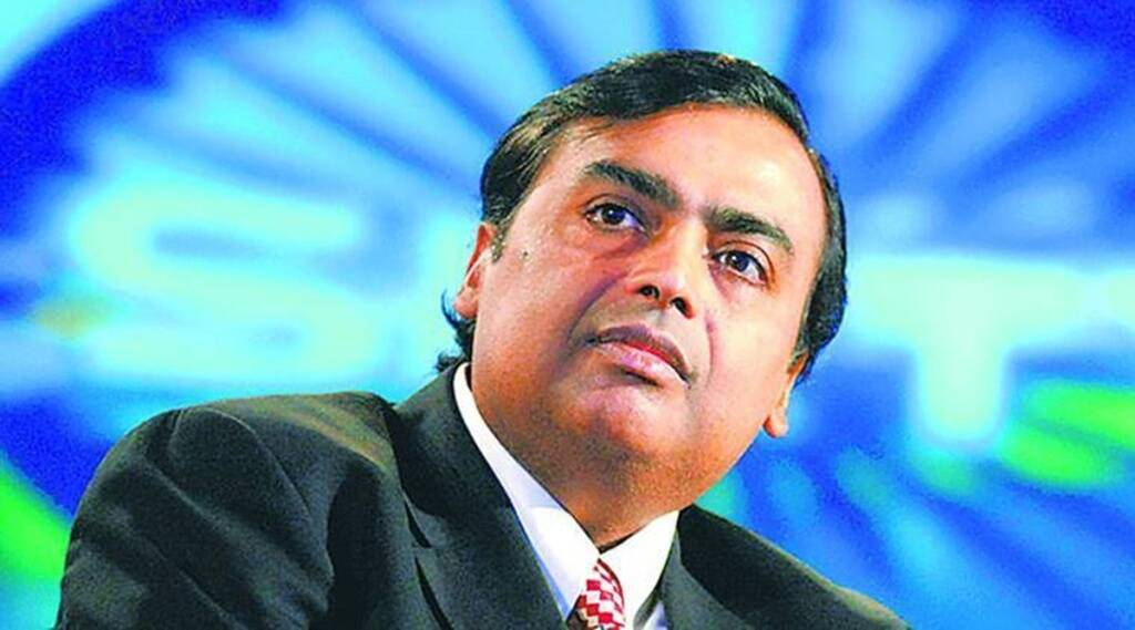 Mukesh Ambani, Reliance industries Limited, 100 billion dollar club