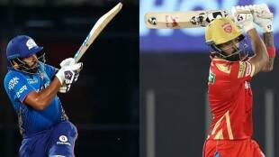 Mumbai Indians Captain Rohit Sharma Punjab Kings Captain KL Rahul IPL 2021