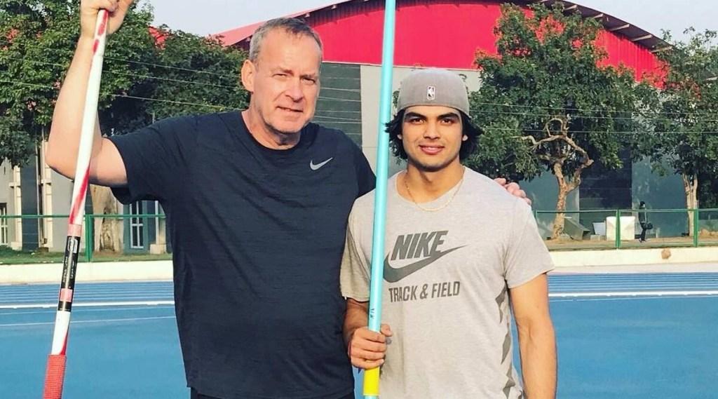 Neeraj Chopra Athletics Federation of India sacked Javelin Thrower Uwe Hohn Tokyo Olympics