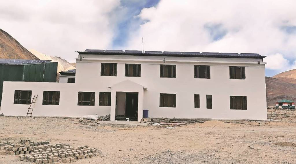 Ministry of Home Affairs, Ladakh, National Projects Construction Corporation, Line of Actual Control, Ladakh news, Ladakh latest news, india news, jansatta