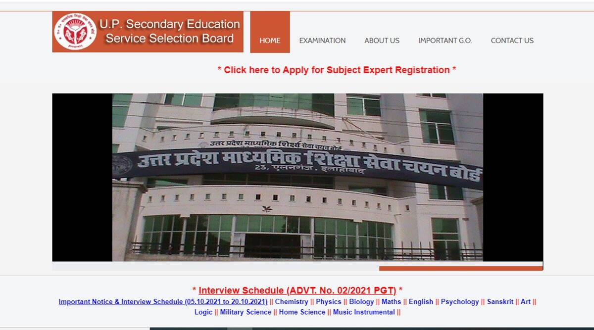 UPSESSB TGT, PGT result answer key released, here is the direct link and how to check
