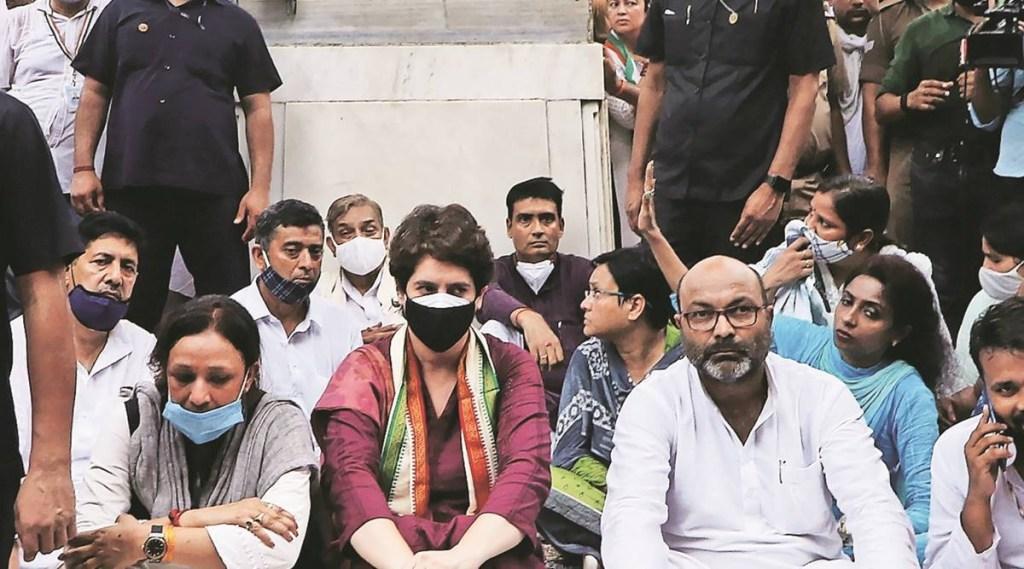 Priyanka Gandhi UP Congress