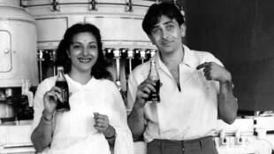 Raj Kapoor, Nargis, Sunil Dutt, Nargis Love Of Life,