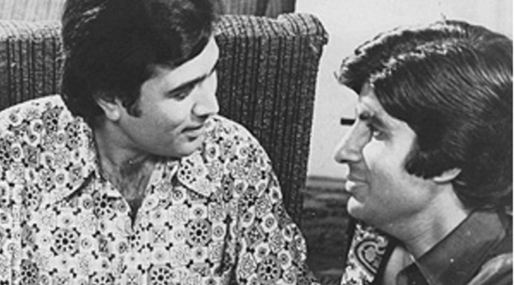 Rajesh Khanna, अमिताभ बच्चन, Teji Bachchan, Amitabh Bachchan,