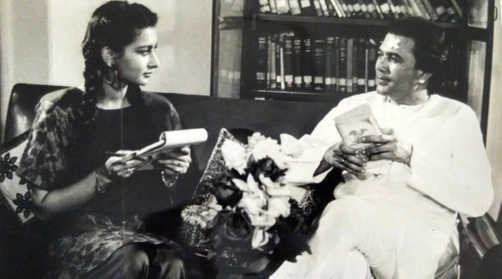 Rajesh Khanna, Poonam Dhillon, राजेश खन्ना, पूनम ढिल्लन,