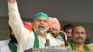 Rakesh Tikait, Farmers Protest, Kisan Andolan