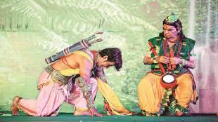 Ramleela, Dashahara