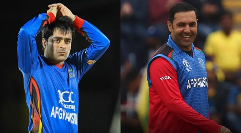 Rashid Khan Mohammad Nabi Afghanistans T20I captain T20 World Cup squad