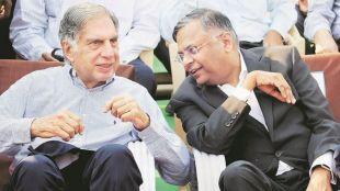 Ratan tata And N Chandra