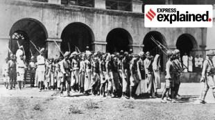 American Revolution, Miners