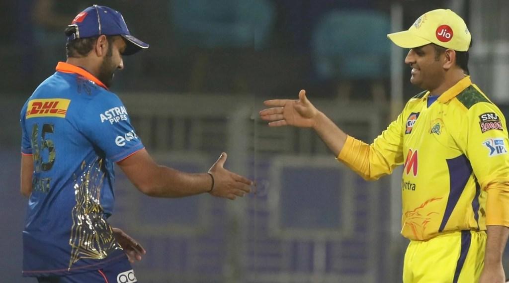 Rohit Sharma Mumbai Indians Mahendra Singh Dhoni Chennai Super Kings IPL 2021 IPL UAE