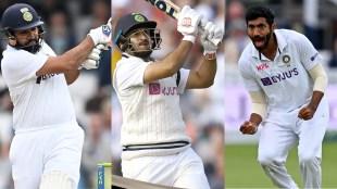 Rohit Sharma Shardul Thakur Jasprit Bumrah ICC Test Rankings ODI Rankings