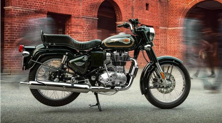 Royal Enfield Bullet 350 With Down Payment