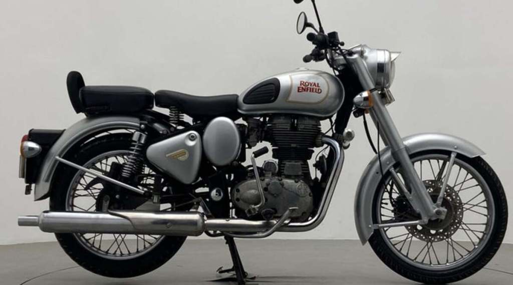 Second Hand Royal Enfield Classic 350