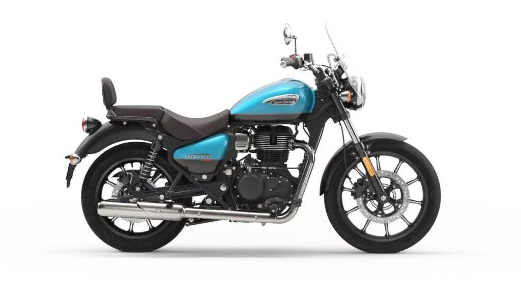 Royal Enfield Meteor 350 with down payment