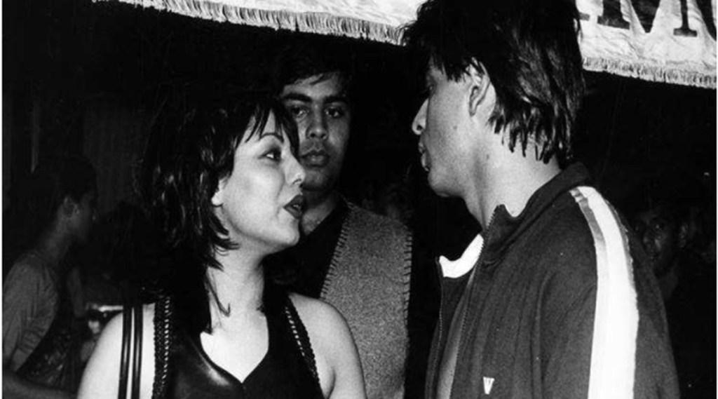 Shahrukh Khan, Gauri Khan, Aisha,