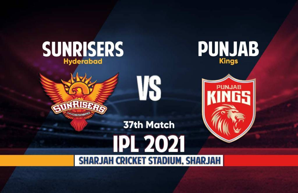 Punjab Kings Vs Sunrisers Hyderabad Live Streaming