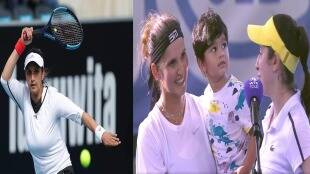 sania-mirza-drove-7-hours-with-his-son-izhan-before-finals-of-cleveland-championship-plans-for-us-open-also-to-play-on-her-terms