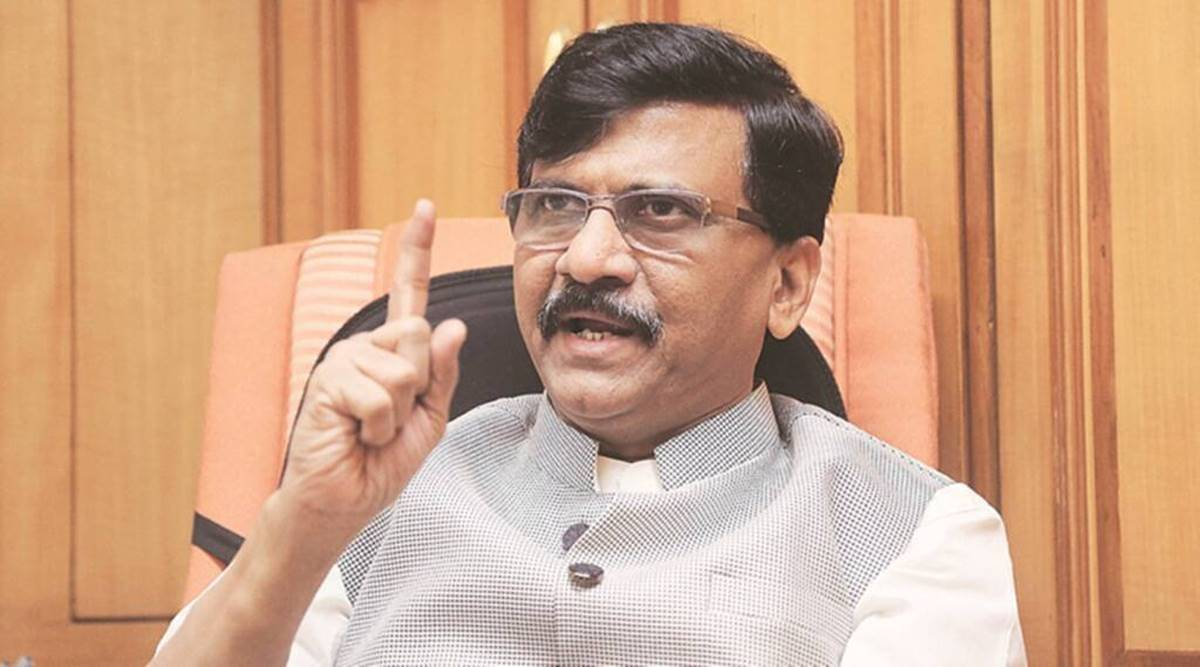 Sanjay Raut Slams Modi Government Over Back to Back Central Agencies raids over Shiv Sena Leaders