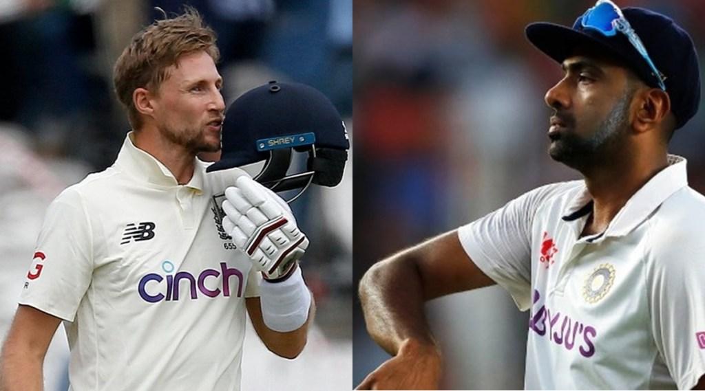 Steve Harmison Joe Root VVS Laxman Ravichandran Ashwin India vs England