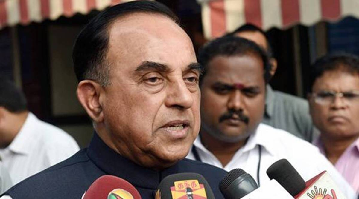 Report of infiltration of Chinese soldiers in Uttarakhand BJP MP Subramanian Swamy taunted